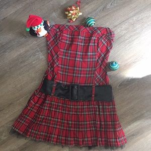 🎅🏽🤶🏽Santa's little helper dress